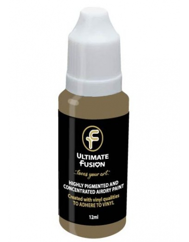 ULTIMATE FUSION RAW UMBER 12 ML