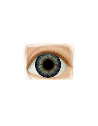 Ojos Acrilico tamaño 16 mm color DARK BLUE DUSK