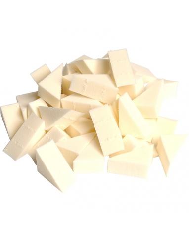 Esponjas cosmeticas blandas (6 unidades)