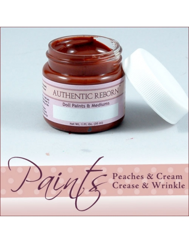 AUTHENTIC REBORN PEACHES CREAM BLUSH 30ML