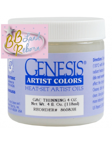 GÉNESIS THINNING MEDIUM 4OZ (118ml)