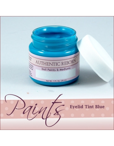AUTHENTIC REBORN EYELID TINT BLUE 30ML