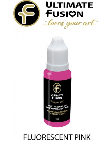 ULTIMATE FLUORESCENT PINK 12 ML